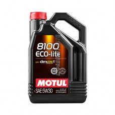 MOTUL 8100 Eco-lite 5W30 100% Synth. 4л 108213$