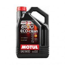 MOTUL 8100 Eco-clean 5W30 5л АКЦИЯ 109537  $