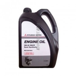 MITSUBISHI  Engine Oil 5W-30 SN/CF 4л  (MZ320364) semi-synthetic