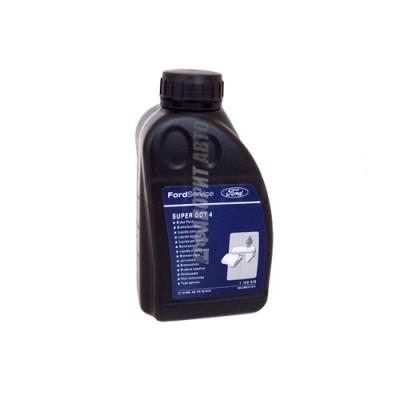 Тормозная жидкость FORD DOT-4, 0,5л