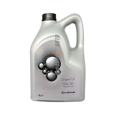 Моторное масло LEXUS 5W-30, 5 л, синтетическое