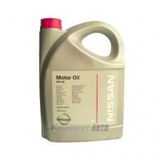 NISSAN  Motor Oil 5W40  5л  (KE90090042R)