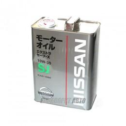 NISSAN  SJ Extra Save X 10W30  4л  (KLAJ210304) Япония