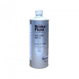 Т/ж  NISSAN Brake Fluid DOT-3 (0.5л)  (KN10030005)  #