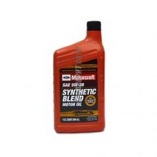 MOTORCRAFT Premium Synt. Blend Motor Oil 5W-20, 1л  (XO5W20QSP)
