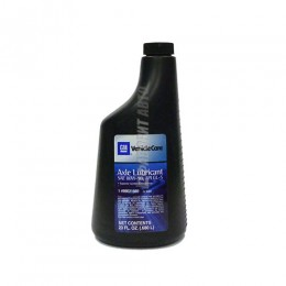 GM  REAR AXLE LUBE 80W-90, 0.68л USA  (89021669) транс. @
