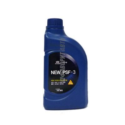 """Гидравлическое масло HYUNDAI """"PSF-3"""", 1л, полусинтетическое"""