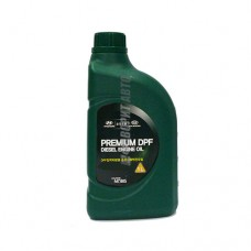 HYUNDAI  Premium DPF Diesel 5W-30, 1л  (0520000120) син.
