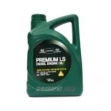HYUNDAI  Premium LS Diesel 5W-30  4л   (0520000411)
