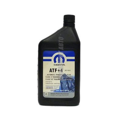 Трансмиссионное масло MOPAR ATF+4, 0,946л