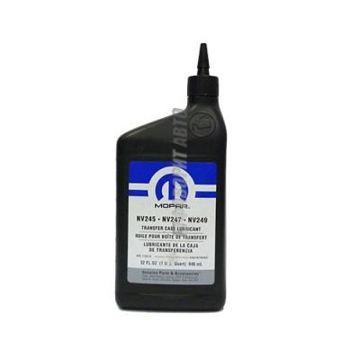 Трансмиссионное масло MOPAR NV245 NV247 NV249, 1л