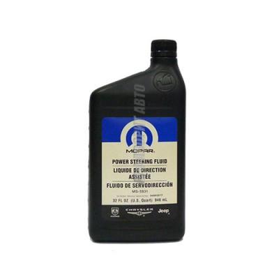 Гидравлическое масло MOPAR Power Steering Fluid, 0,946л
