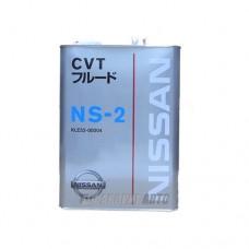 NISSAN  CVT FLUID NS-2, 4л (KLE52-00004)