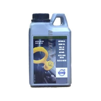 Моторное масло VOLVO ENGINE OIL 5W-30, 1л, синтетическое