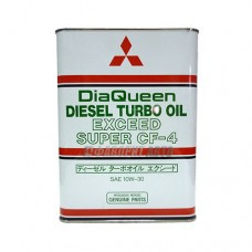 MITSUBISHI  Diesel TURBO OIL   CF-4 10W-30  4л (2987610)