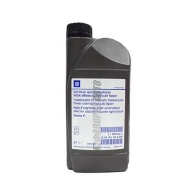 Трансмиссионное масло GM ATF DEX VI, 1л, синтетическое