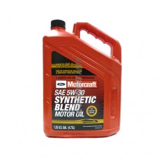 MOTORCRAFT  Synthetic Blend Motor Oil 5W-30, 5л  (XO5W305QSP) п/с