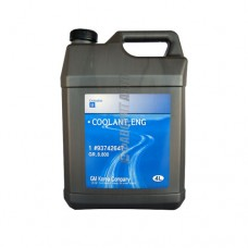 Антифриз GM ANTIFREEZE DEXCOOL Long Life крас конц(4л)  (93742647)