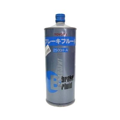 Тормозная жидкость TOYOTA DOT-3, 1л