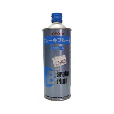 Тормозная жидкость TOYOTA DOT-3, 0,5л