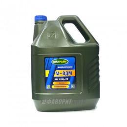 OIL RIGHT М-8ДМ SAE 20W20 (API CD) 10 л. арт.2495