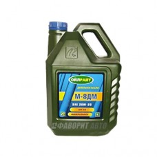 OIL RIGHT М-8ДМ SAE 20W20 (API CD) 5 л. арт.2496