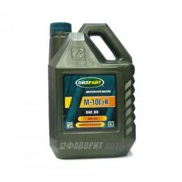 OIL RIGHT М-10Г2К SAE 30 (API CС)   5 л. арт.2502