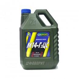 OIL RIGHT М-14Г2ЦС SAE 40  5л.арт.2494