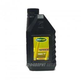 OIL RIGHT Гидромасло марки Р  1 л. арт.2623