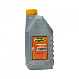 OIL RIGHT Жидкость промывочная 5 мин. 1 л. арт.2635