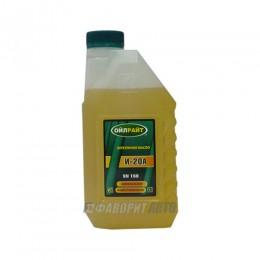OIL RIGHT Масло веретенное И-20А  1 л.  арт.2590