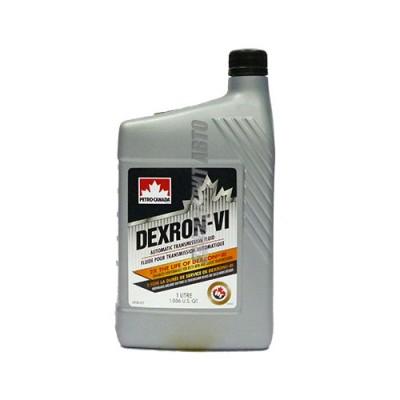 Трансмиссионное масло ATF Dextron VI, 1л