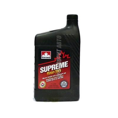 Купить масло PC Supreme 5W-30, 1л, полусинтетическое