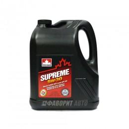 PC моторное масло Supreme 5w-30 (4л)  MOSP53C16