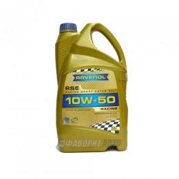 RAVENOL  10W50 4л Racing Sport Ester (4014835726895)   @