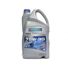 RAVENOL  75W90 TSG GL-4  4л транс (4014835734296)
