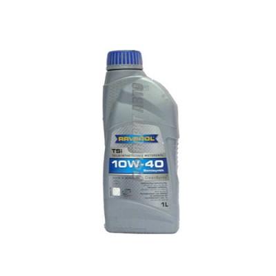 Моторное масло RAVENOL TSI 10W-40, 1л, полусинтетическое