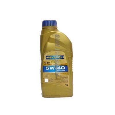 Моторное масло RAVENOL VSI 5W-40, 1л, синтетическое