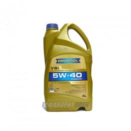 RAVENOL  5W40 VSI  4л  (4014835723597)