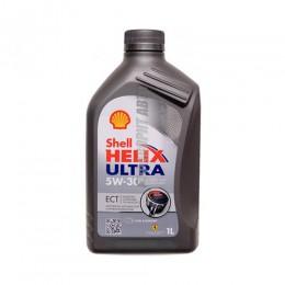 SHELL Helix ULTRA ECT 5W30  1л синт.