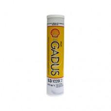 Смазка пласт SHELL Gadus S3 V220C 2  0,4кг (Retinax LX-2)