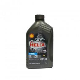 SHELL Helix Diesel ULTRA  5W40    1л синт