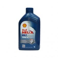 SHELL Helix HX7 10W40   1л синий (PLUS)