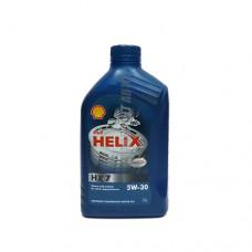SHELL Helix HX7 5*30   1л п/с синий (Plus)