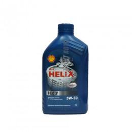SHELL Helix HX7 5W30   1л п/с синий (Plus)