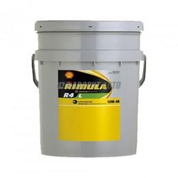 SHELL Rimula R4 L 15W40  20л мин