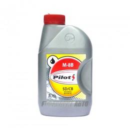 PILOTS  моторное М-8В 20w20  1л арт. 3245