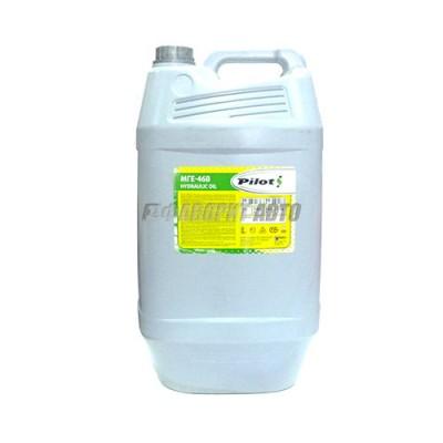 Гидравлическое масло PILOTS марки МГЕ - 46В, 30л, минеральное