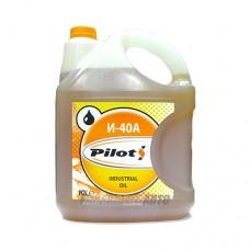 PILOTS  масло индустриальное И-40А 10л арт. 3277