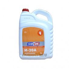 PILOTS  масло индустриальное И-20А  5л арт. 3271